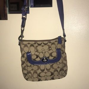 Mini Coach Crossbody